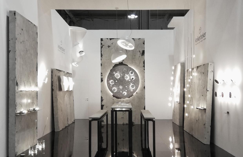 Illuminazione Di Design.Euroluce 2019 Knikerboker Illuminazione Di Design
